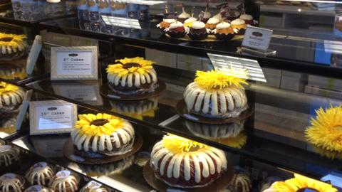 Grandma cant compete with Nothing Bundt Cakes