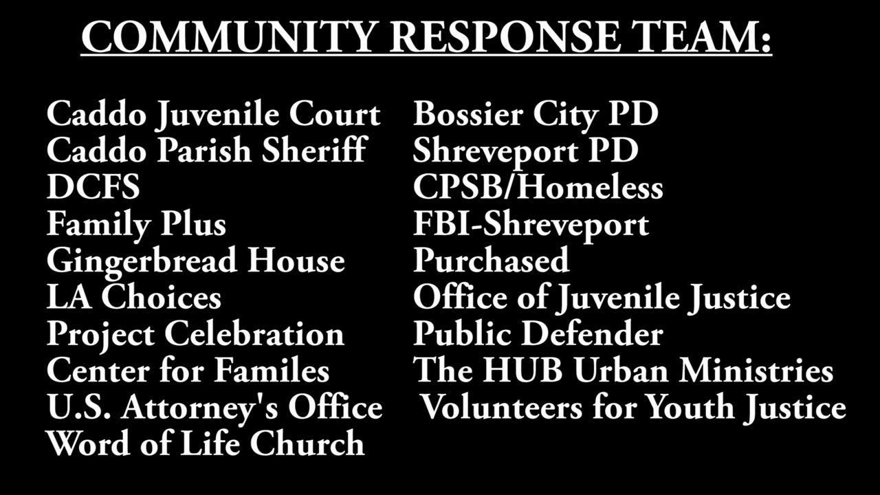 Video: Shreveport-Bossier Community Response to Sex Trafficking