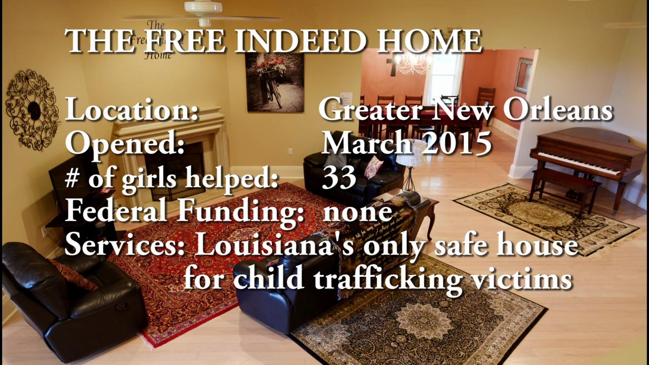 Video: See the safe houses