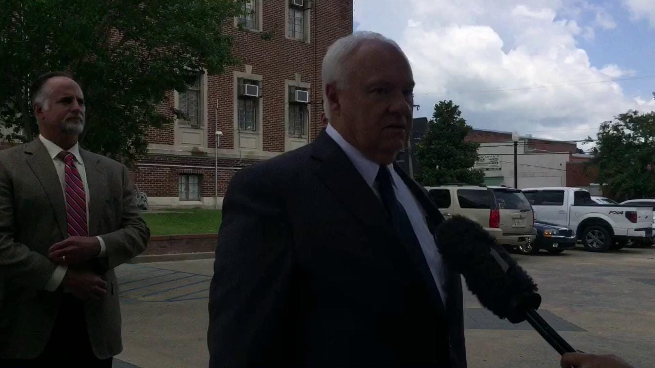State's attorney on keeping trial in Avoyelles
