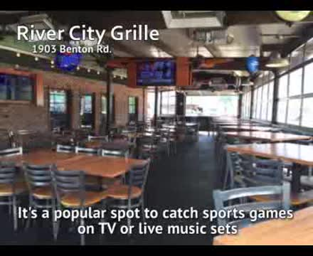 Video: A look at the top 9 patios in Shreveport-Bossier City