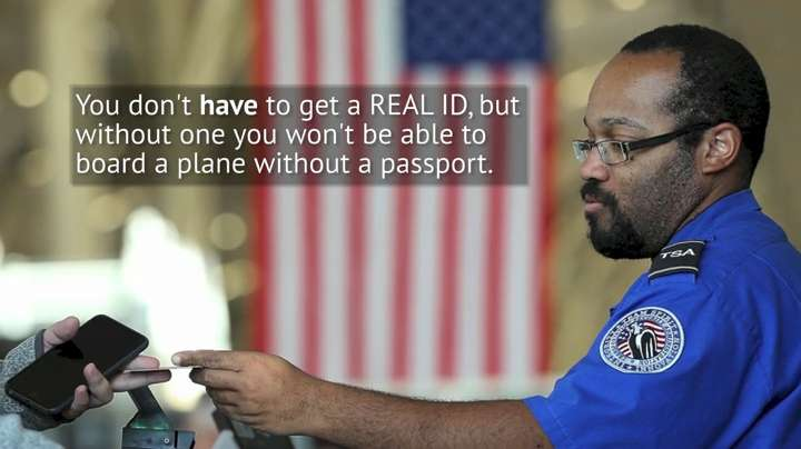 Explainer: REAL ID Act in Louisiana