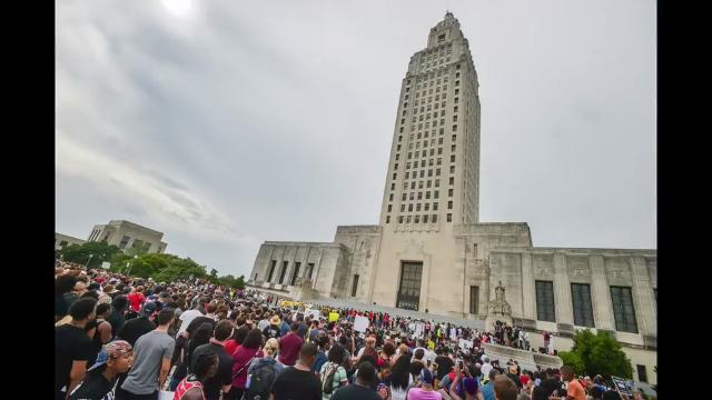 Video-Youth Rally at LA State Capitol
