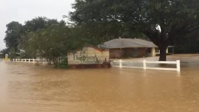 WATCH: More flooding in Youngsville