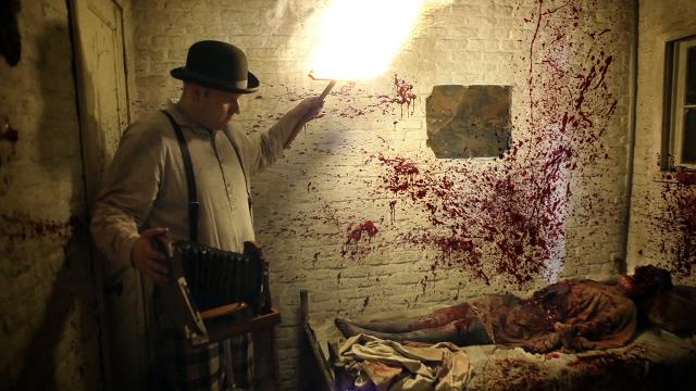 Here's a look inside one of the country's scariest haunted attractions.