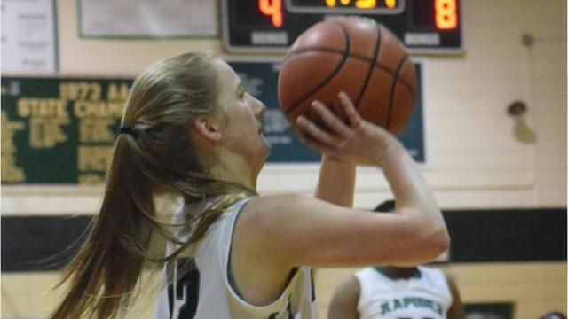 The Rapides High School girls' basketball team takes on Mamou Thursday night.