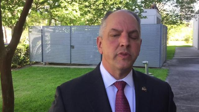 Gov. Edwards expects Alton Sterling decision 'sooner than later'