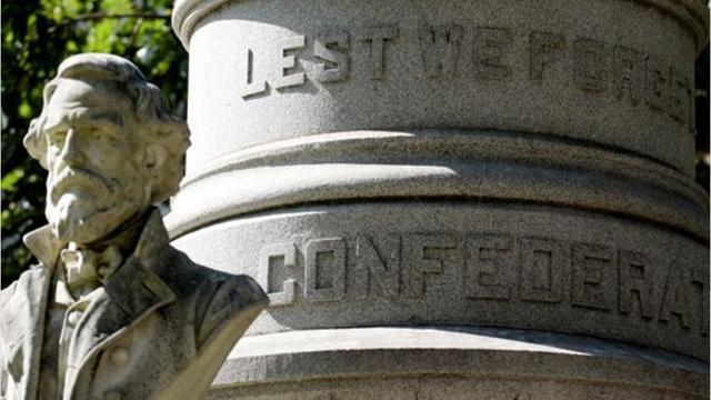 The future of Caddo's Confederate monument