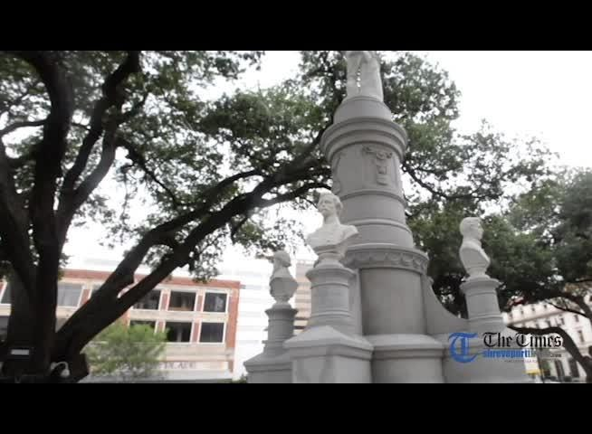 The Caddo Parish Confederate Monument - Listening to the People