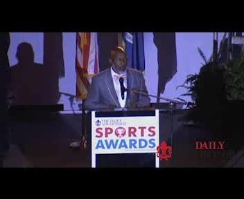 Dupree delivers invocation at Sports Awards