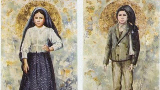 Pope Canonizes Fatima Child Visionaries