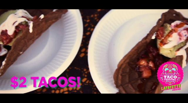 Taco Fest is coming to Moncus Park at the Horse Farm October 28! Get your tickets before they're gone.
