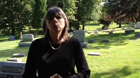 Last Bath victim receives marker