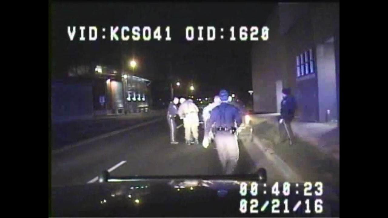 Video: Watch arrest of Kalamazoo shooting suspect