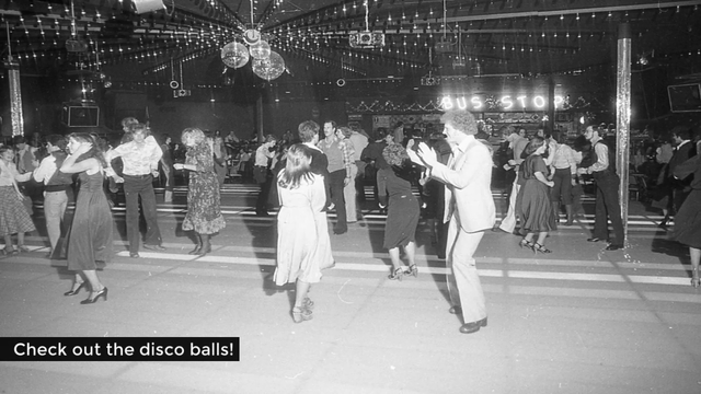 Flashback: Discos and dance clubs from the archives