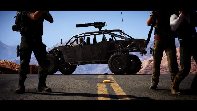 Ghost Recon Wildlands launch trailer.