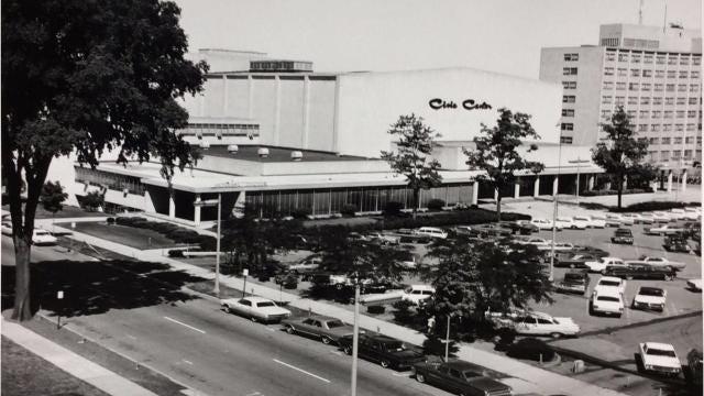 The Lansing Civic Center