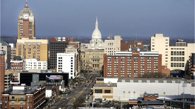 list lansing bests chicago as a top city for college grads