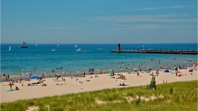 If a day at the beach is your ideal summer getaway, Michigan has plenty to choose from with its 3,200-plus miles of coastline. Everyone has their favorite coastal town to soak up the sun and have a relaxing meal at the end of the day. Here are a few to check out.