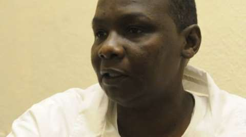 Alabama inmate talks about being HIV positive in prison