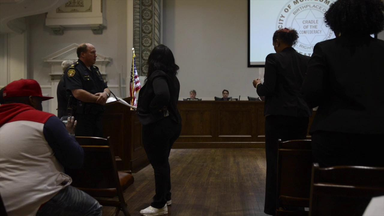 Protesters interrupt City Council meeting over Greg Gunn shooting
