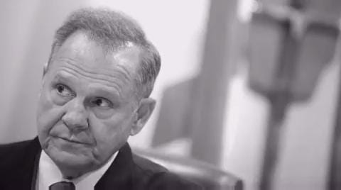 Silent Session: The Roy Moore case