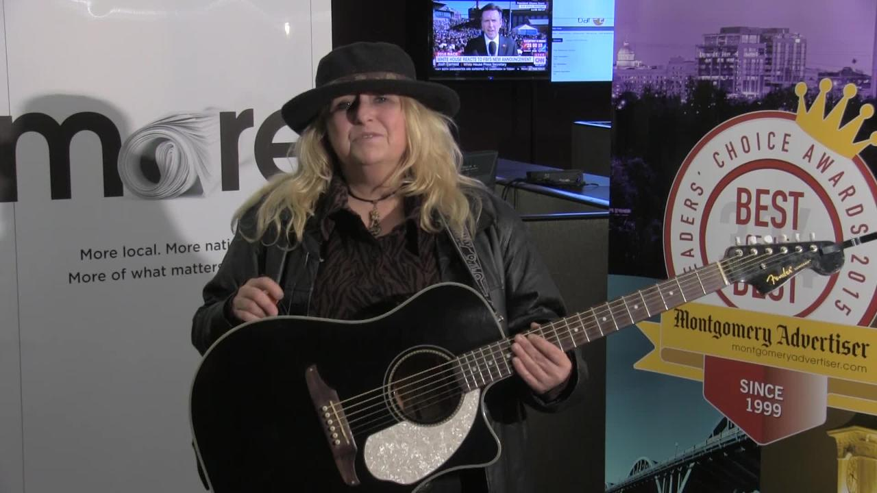 Janelle Frost Has A Heart For The Blues