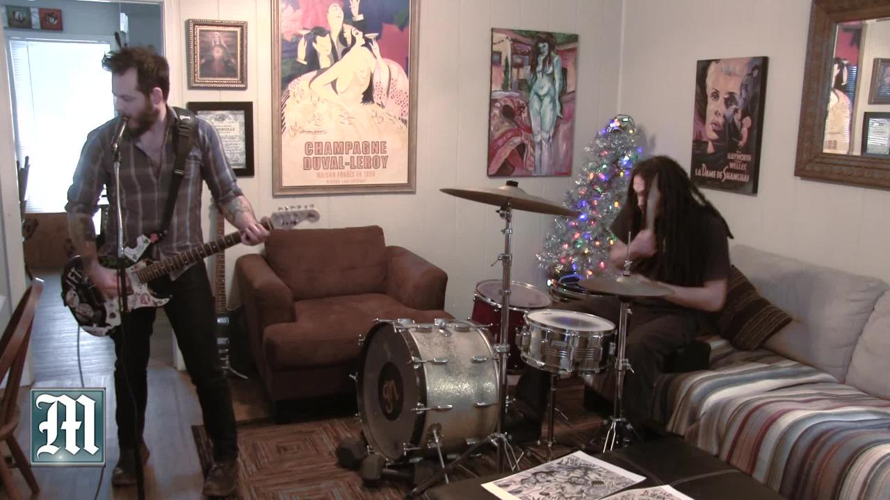 Justin Turberville and Deon Lee Gable are a new Montgomery duo group known as The Lookdowns.