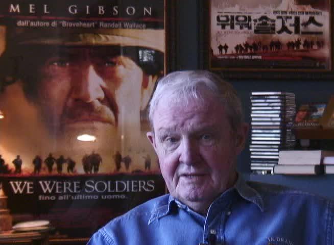 Lt gen hal moore dies depicted in we were soldiers altavistaventures Image collections