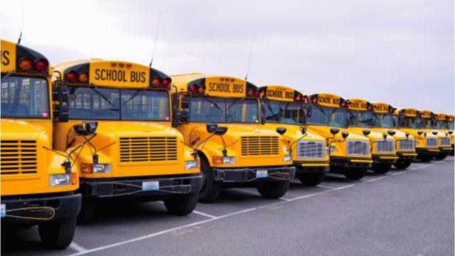 MPS is buying 158 new school buses.