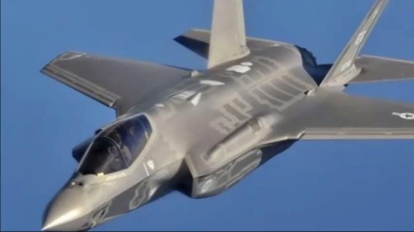 F-35s economic impact? Try $8.2 million