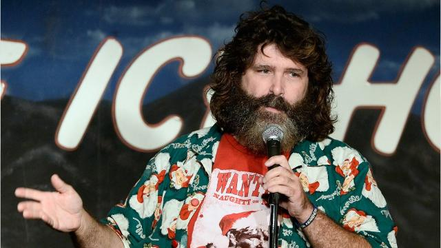 Mick Foley Undergoes Hip Replacement Surgery