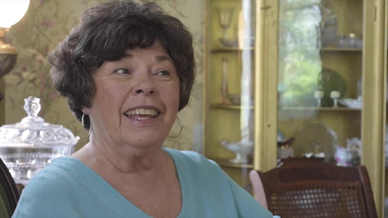 Billie Strother Gibbs talks about growing up with Kay Ivey