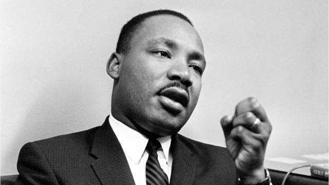 April 4 marks the 49th anniversary of Martin Luther King's death.