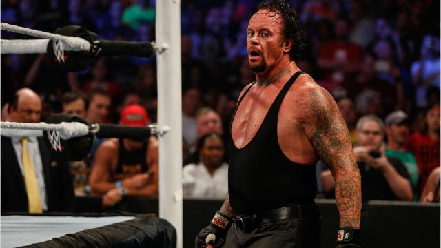 WWE's The Undertaker May Be Undergoing Major Surgery