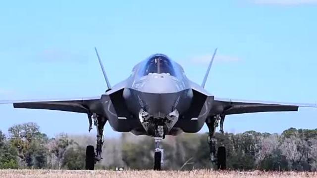 5 cities in running for F-35 fighter jet