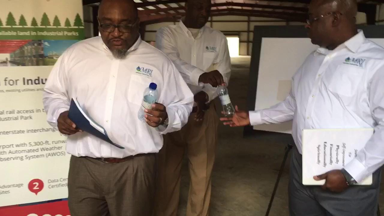 Water bottling plant comes to Autaugaville