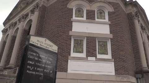 Hidden Gem: Main Street United Methodist Church