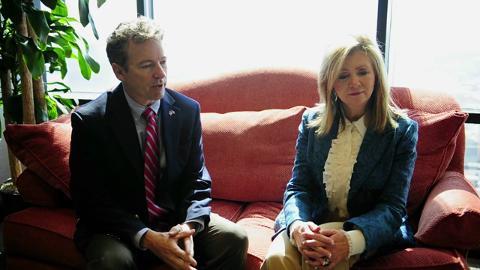 Sen. Rand Paul, Rep. Marsha Blackburn talk 'Big Brother's' watchful eye, Tennessee Walking Horse bill