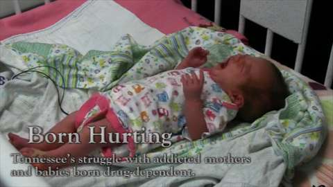 Born Hurting: Tennessee's struggle with addicted mothers and babies born drug-dependent
