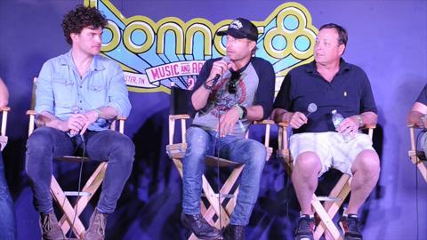 Dierks Bentley & Bluegrass Super Jam at Bonnaroo