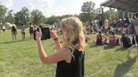 Bonnaroo offers 'real world' experience for MTSU students