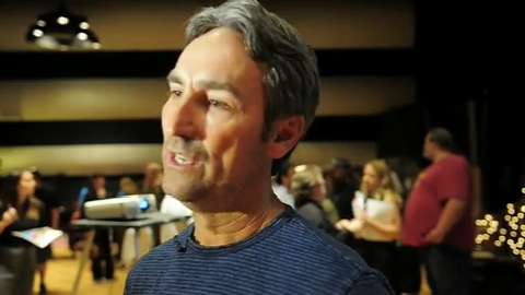 Mike Wolfe of 'American Pickers' supports Studio A