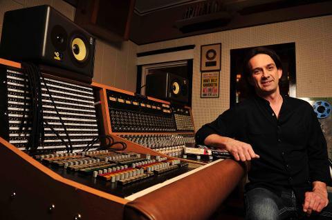 16 Ton Studios owner shares history of studio's equipment