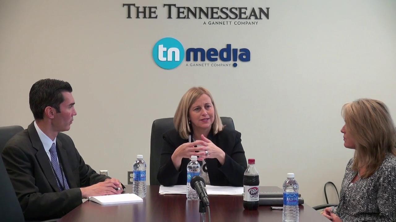 Mayor-elect Megan Barry on transition