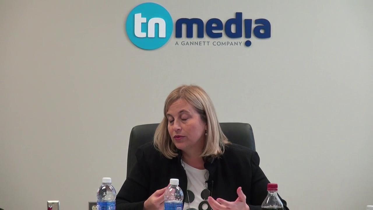 Mayor-elect Megan Barry on public records