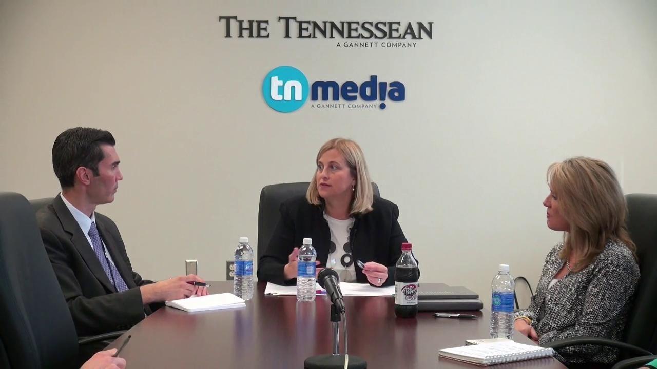 Mayor-elect Megan Barry on affordable housing
