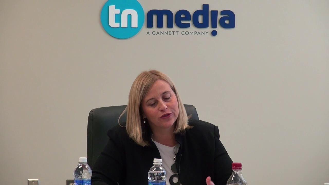 Mayor-elect Megan Barry on Universal Pre-K