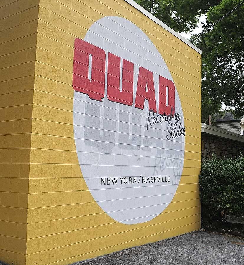 Quad studio lives on