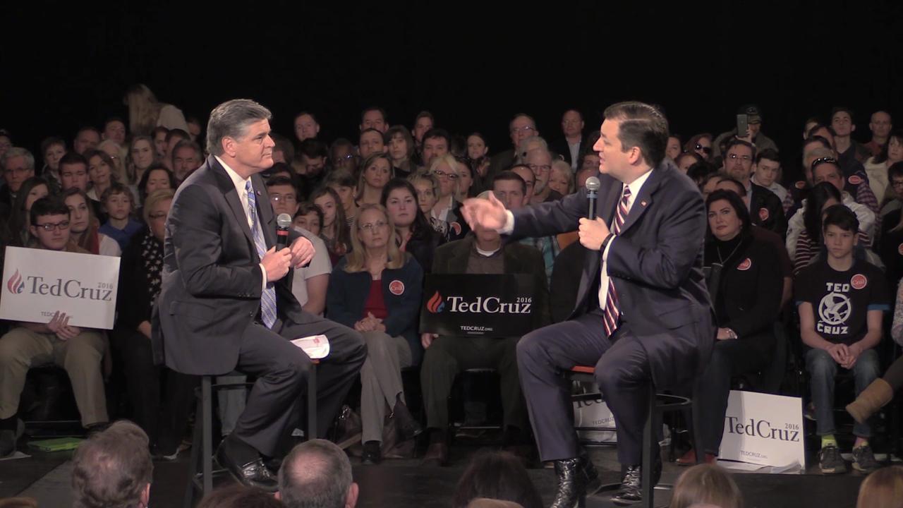 Sen. Ted Cruz in Nashville